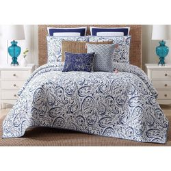 Oceanfront Resort Indienne Paisley Comforter Set