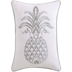 Oceanfront Resort Plantation Pineapple Pillow