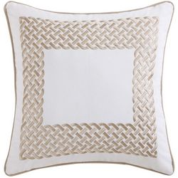 Oceanfront Resort Tropical Plantation Pillow