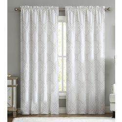 Charisma Dianti 2-pc. Window Curtain Panel Set