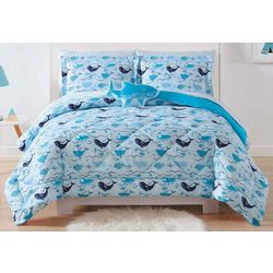 Laura Hart Kids Deep Blue Sea Comforter Set