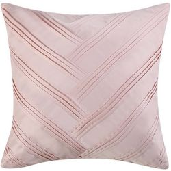 Vince Camuto Lyon Signature Square Pleated Pillow