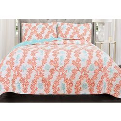 Triangle Home Dina Croal 3-pc. Quilt Set