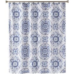Saturday Knight Kali Medallion Shower Curtain