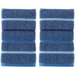 Saturday Knight Kali Stripe 2-pc. Hand Towel Set