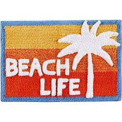 Saturday Knight Paradise Beach Bath Rug