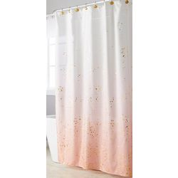 Saturday Knight Splatter Shower Curtain