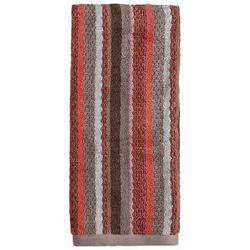 Saturday Knight Coral Gardens Stripe Hand Towel