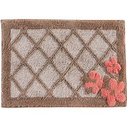 Saturday Knight Coral Gardens Bath Rug