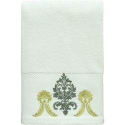 Bacova Portico Yellow Hand Towel