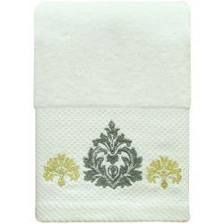 Bacova Portico Yellow Fingertip Towel