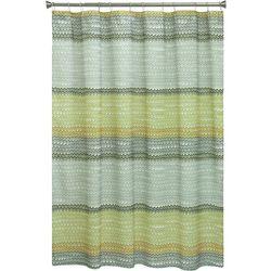 Bacova Rhythm Shower Curtain