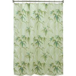 Bacova Zen Bamboo Shower Curtain