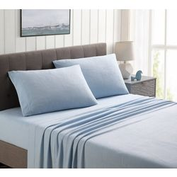 Morgan Home Fashions Cotton Ultra Plush Fleece Sheet Set