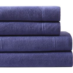 Morgan Home Fashions Cotton Ultra Plush Fleece Sheet Set