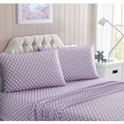 Kid's Polka Dot Sheet Set