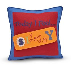Morgan Home Callen18-inch Feelings Pillow