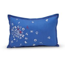 Morgan Home Callen Alphabet Oblong Pillow
