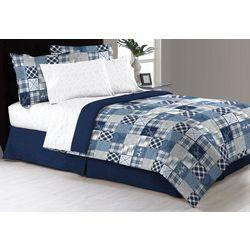 Morgan Home Fashions Wycombe Comforter & Sheet Set