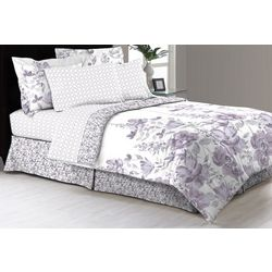 Morgan Home Fashions Freida Comforter & Sheet Set