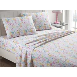 Kid's Pretty Mermaids Sheet Set