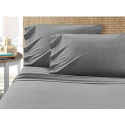 Morgan Home Fashions Cotton Blend T-Shirt Jersey Sheet Set