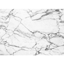 Morgan Home White Marble 4-pk. Placemat Set