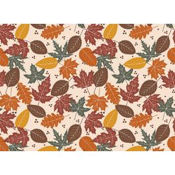 Morgan Home Fashions Fall Leaves 4-pk. Placemat Set