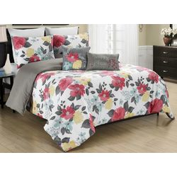 Blissful Living Gwenevere Sherbert Comforter Set