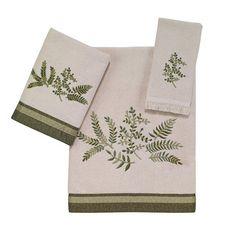 Avanti Greenwood Towel Collection