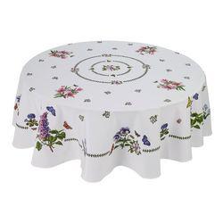 Avanti Portmeirion Botanical Garden 70 Round Tablecloth