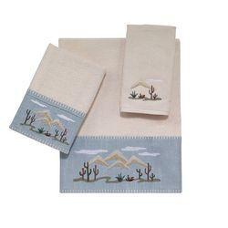 Avanti Cactus Landscape Towel Collection