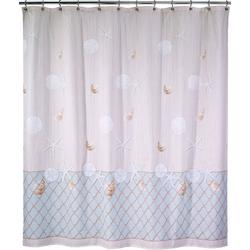 Seaglass Shower Curtain