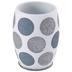 Avanti Dotted Circles Bathroom Tumbler