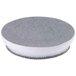 Avanti Dotted Circles Soap Dish