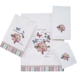 Avanti Butterfly Garden Towel Collection