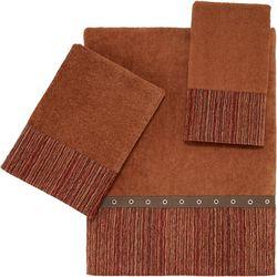 Avanti Yuma Copper Towel Collection