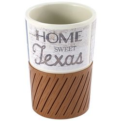 Avanti Home Sweet Texas Bathroom Tumbler