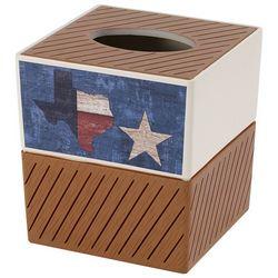 Avanti Home Sweet Texas Tissue Box Cover
