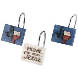 Avanti Home Sweet Texas 12-pc. Shower Hooks