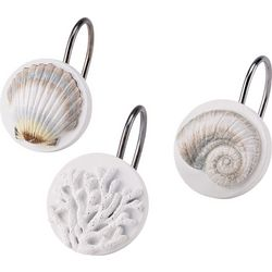 Avanti Destin 12-pc. Shower Hooks