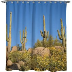 Avanti Cactus Shower Curtain