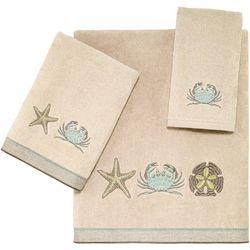 Avanti Orleas Linen Towel Collection