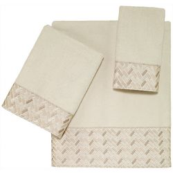 Avanti Carrara Towel Collection