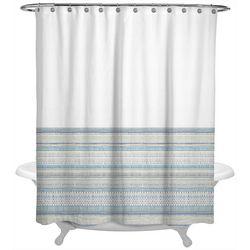 Avanti Jojo Stripe Shower Curtain
