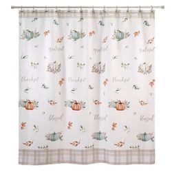 Avanti Grateful Patch Shower Curtain