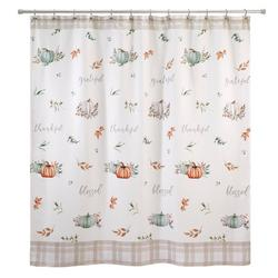 Grateful Patch Shower Curtain