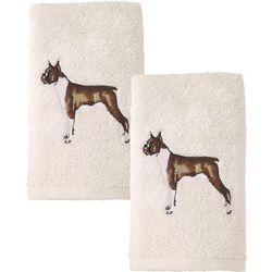 Avanti Boxer 2-pc. Hand Towel Set