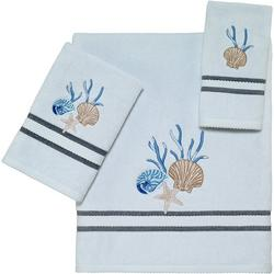 Blue Lagoon Towel Collection