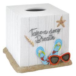 Beach Mode Tissue Box Cover